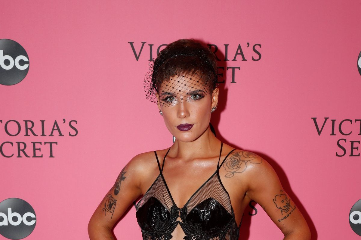 Halsey Calls Out Victoria's Secret For Anti-Trans Comments