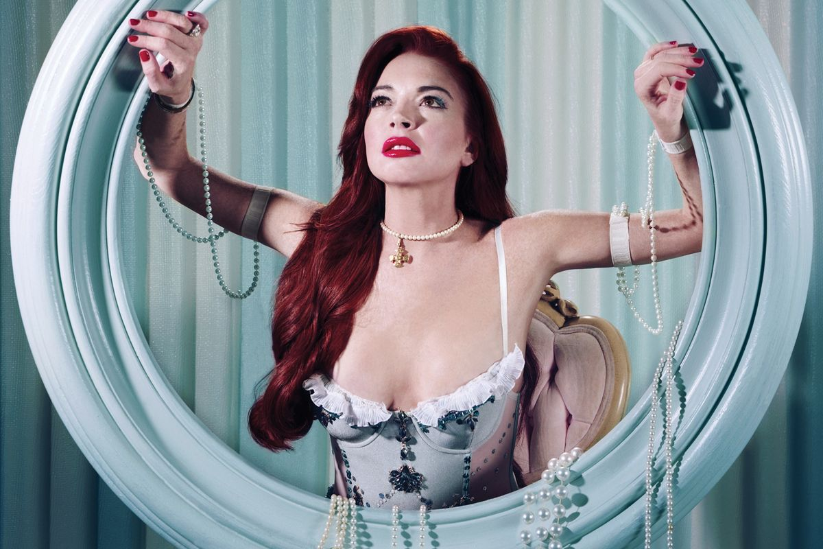 Princess Charming: Inside Lindsay Lohan's Enduring Cult of Celebrity