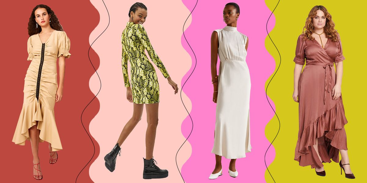 The Prettiest Holiday Dresses You Can Wear Year-Round