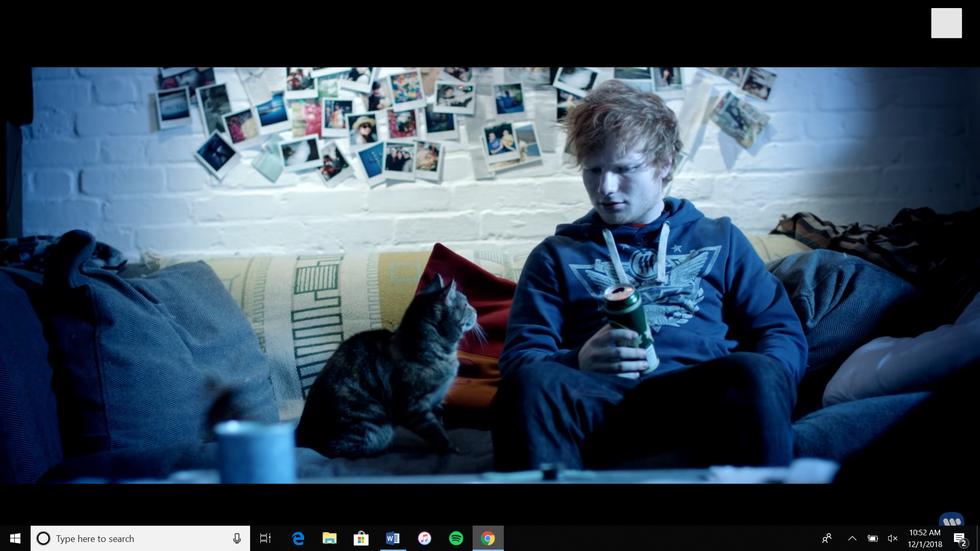 ed sheeran drunk music video