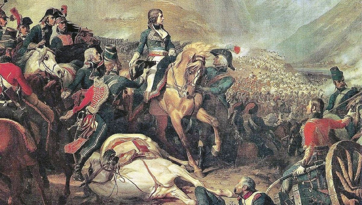 Napoleone fece la storia con i soldati scalzi