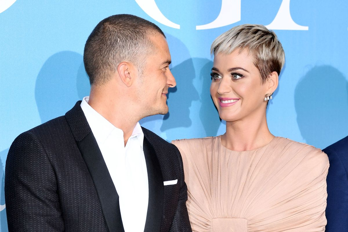 Katy Perry Paid $50k To Go On A Date With Orlando Bloom