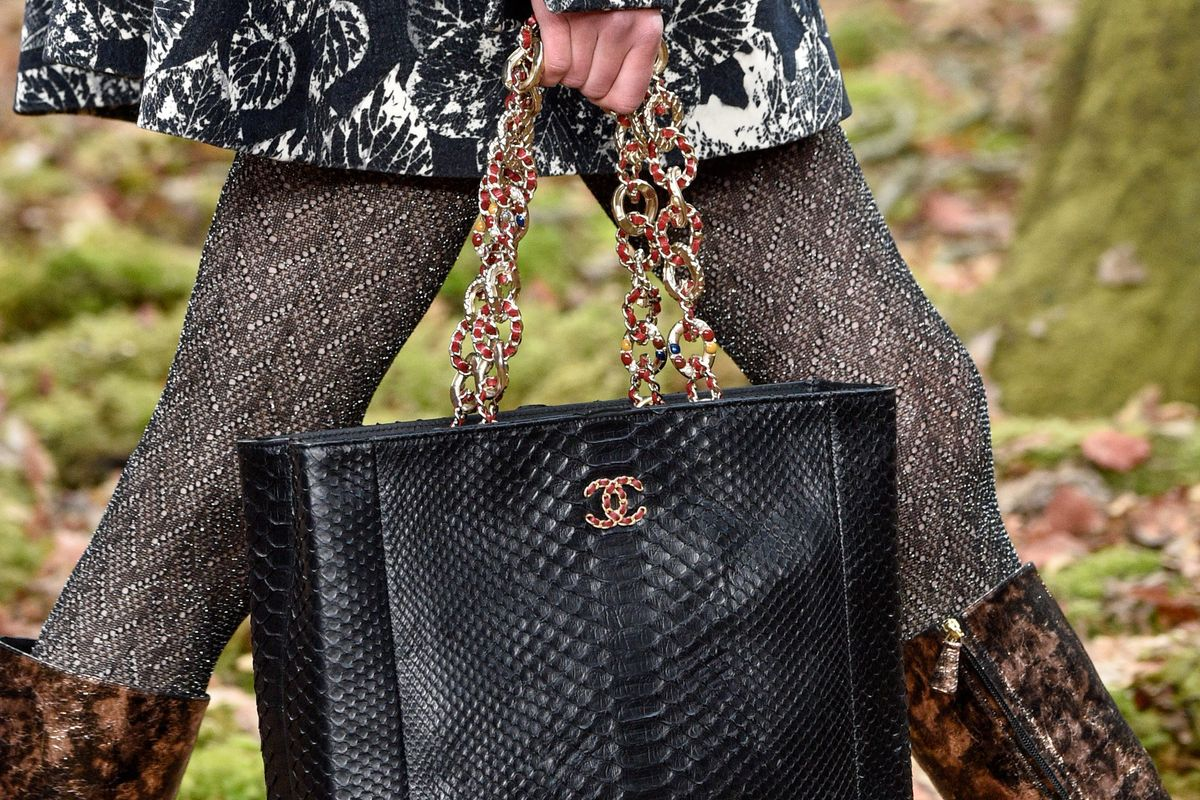 Chanel Will No Longer Use Exotic Animal Skin