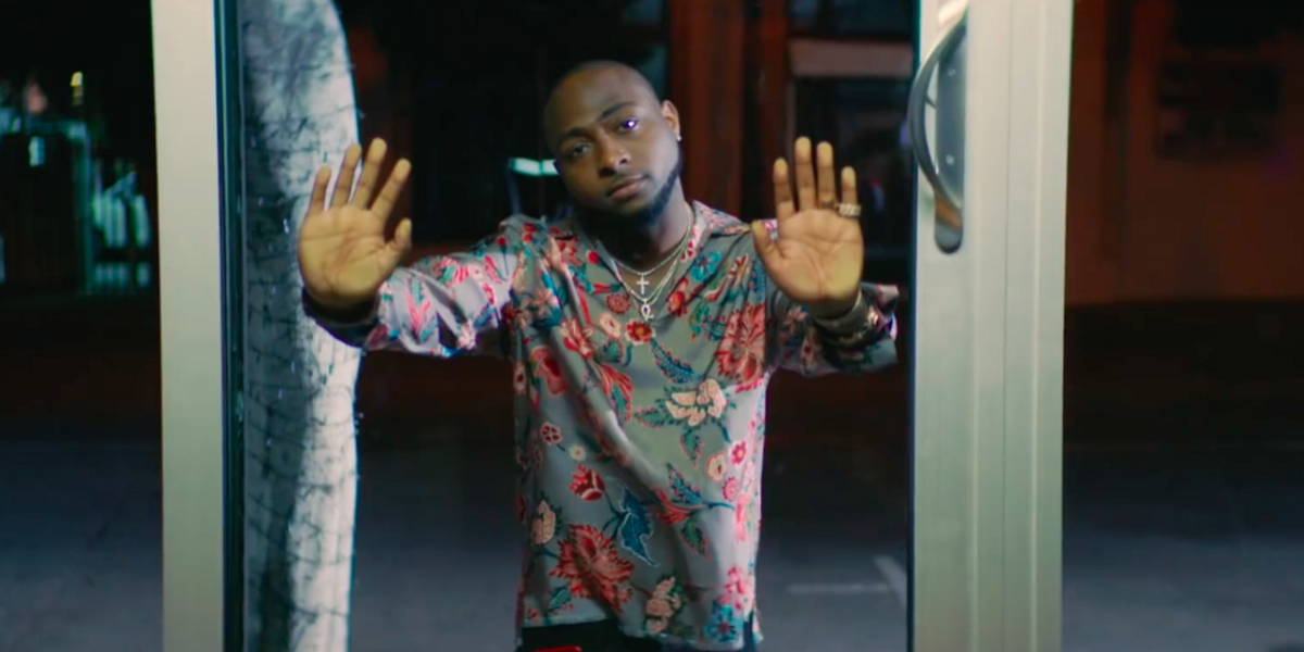 Davido S Fall Is Now The Most Viewed Nigerian Music Video On Youtube Okayafrica