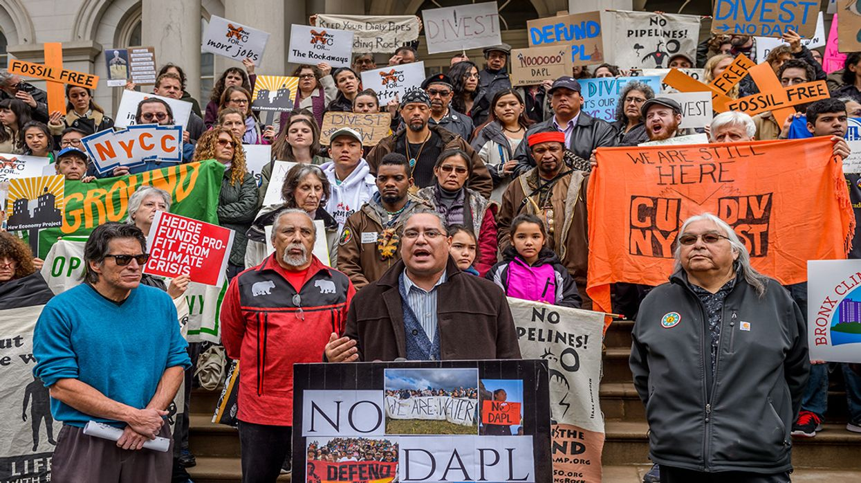 Energy Transfer Partners and Banks Lost Billions by Ignoring Early Dakota Access Pipeline Concerns