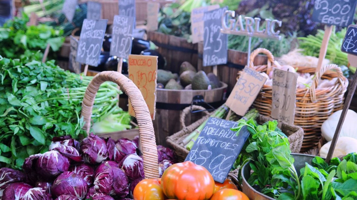 Unlike a Globalized Food System, Local Food Won't Destroy the Environment