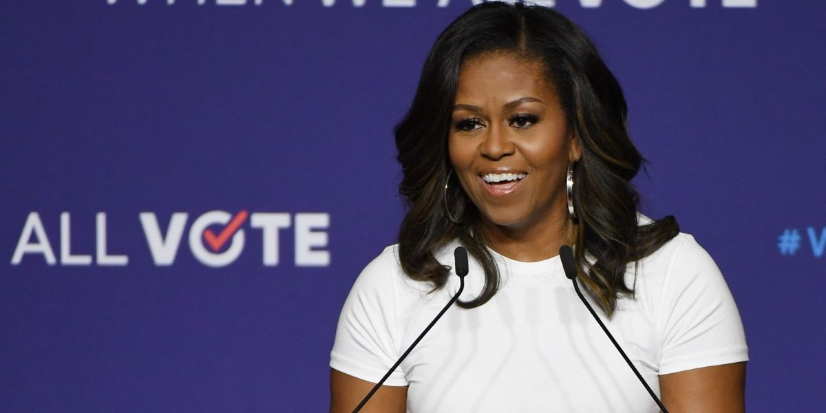 Michelle Obama Reveals The Real Reason She Wont Be