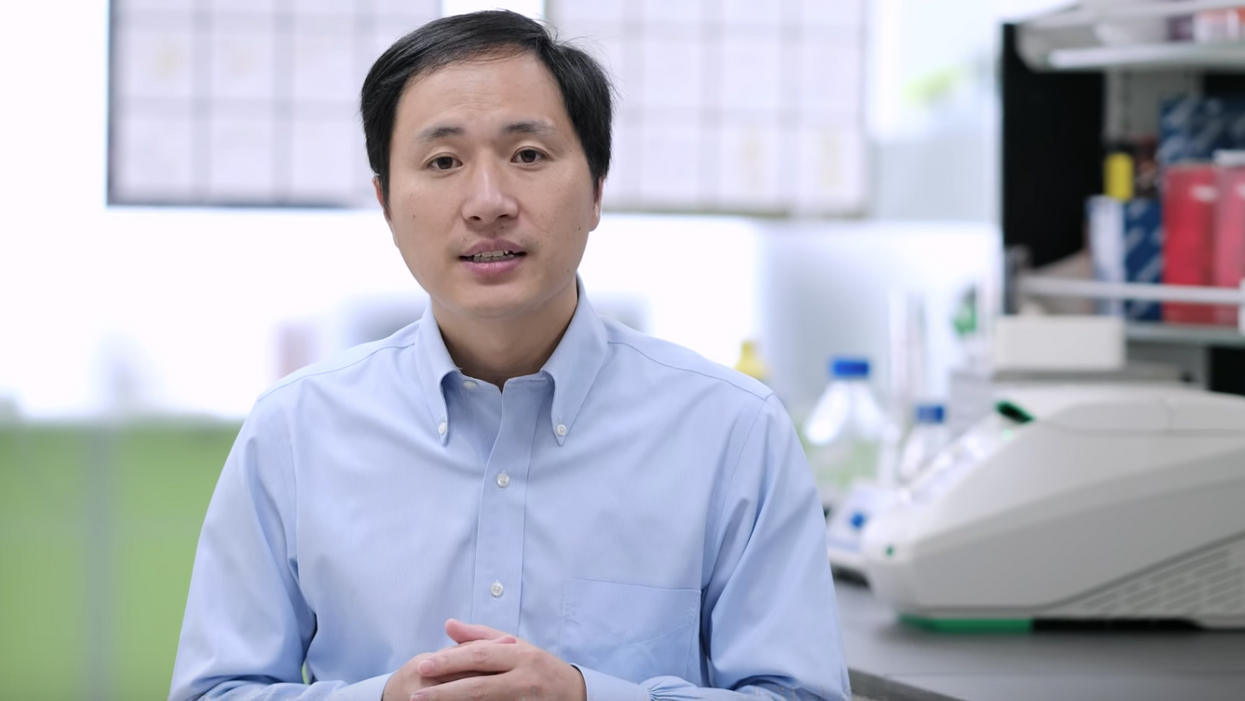 Chinese scientist vanishes after claiming to have made first gene-edited babies