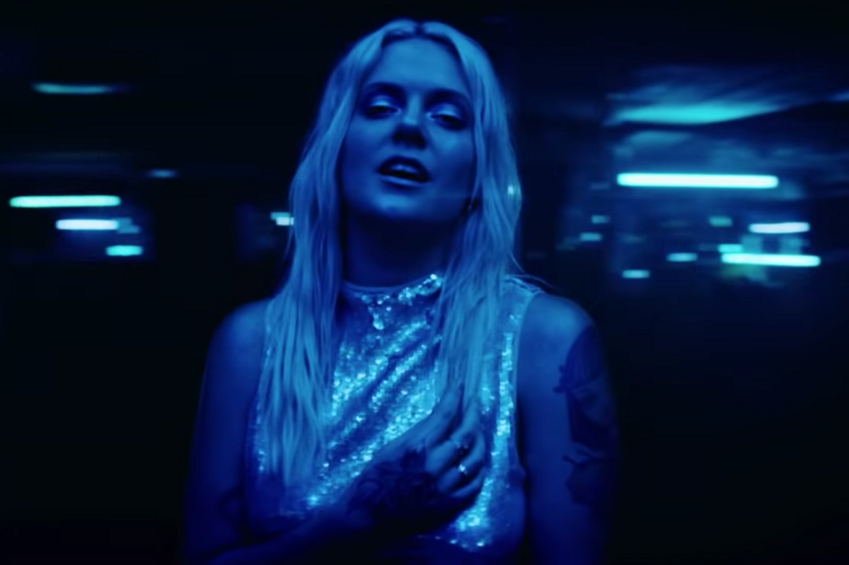 Here Is Tove Lo Going Through the Motions