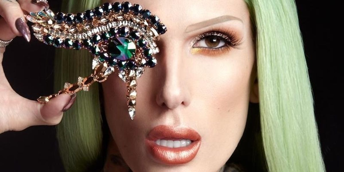 Jeffree Star Is The World's Highest Paid Beauty Vlogger