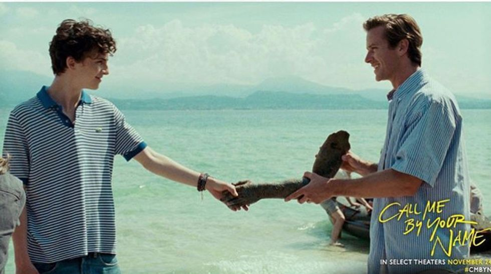 6 Reasons 'Call Me By Your Name' Is My Favorite Movie And Why Hopeless Romantics Should Watch It