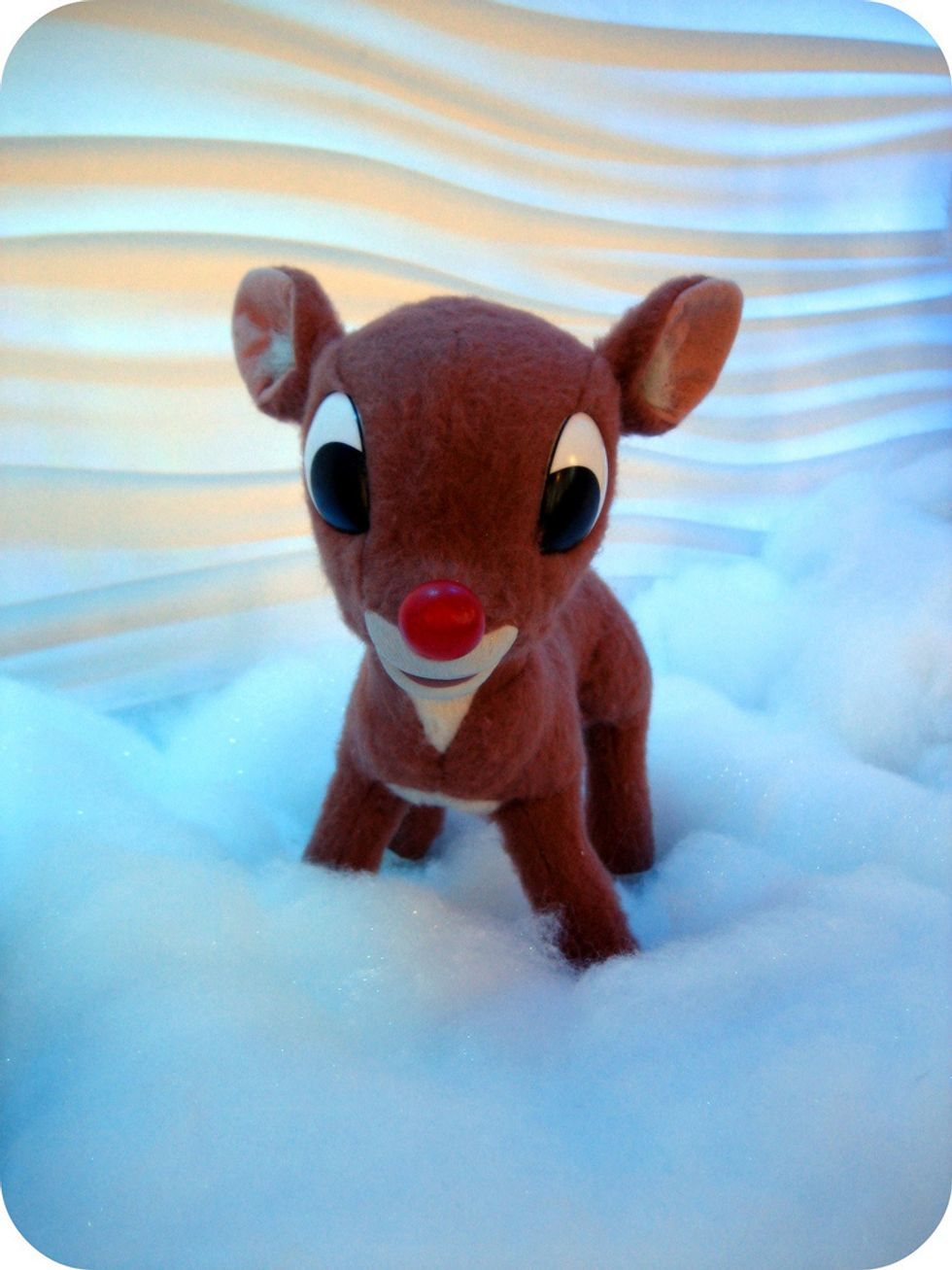 Rudolph The Problematic Reindeer?