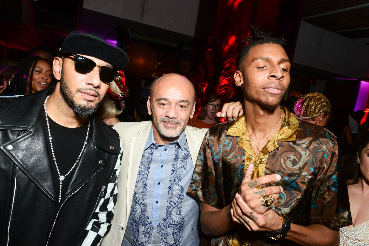 Talking With 'Bloody Shoes' OG Christian Louboutin in Miami