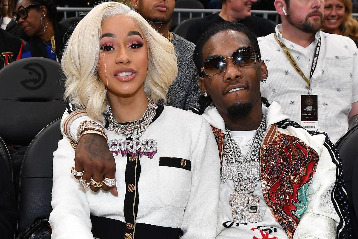 Cardi B Shares First Picture of Baby Kulture