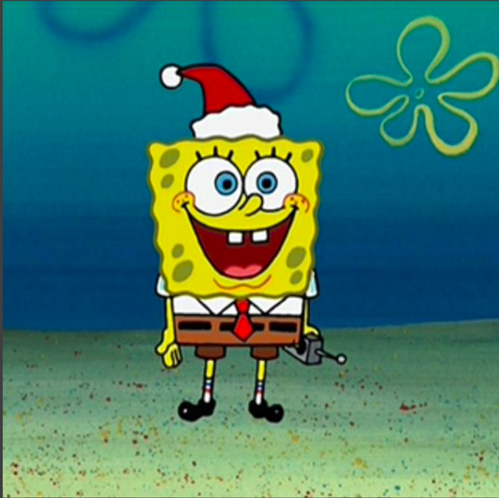Christmas Shopping When You're A Broke College Kid, As Told By 'SpongeBob Squarepants'