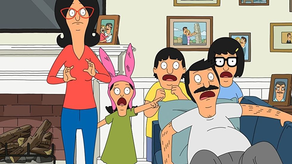 10 New Year's Mindsets For College Students, As Told By 'Bob's Burgers'