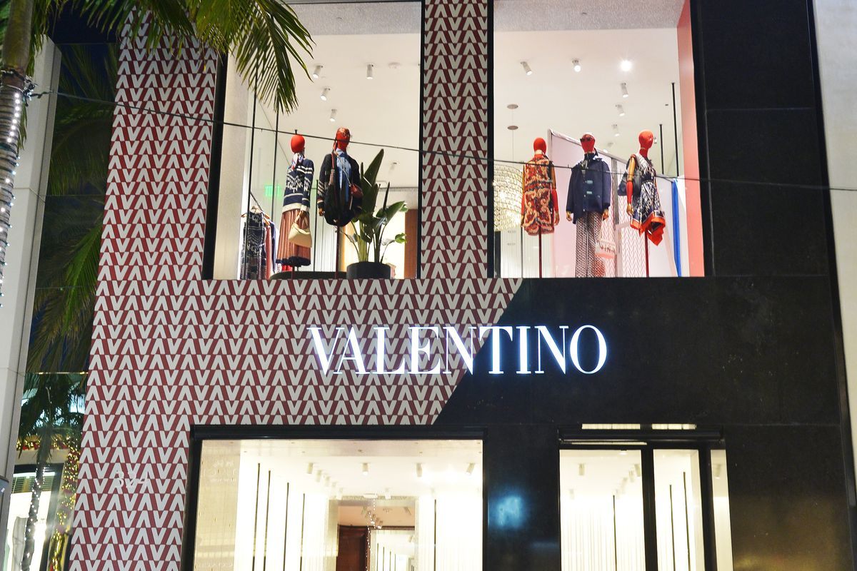 Hip-Hop Royalty Turn Out For Valentino Men's Rodeo Launch