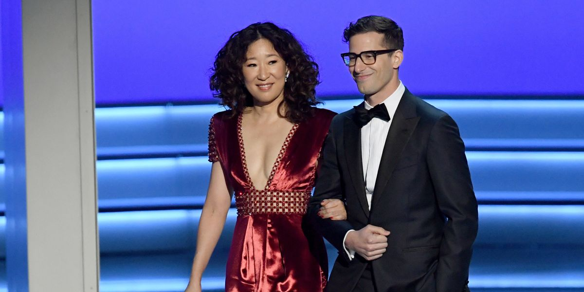 Sandra Oh and Andy Samberg To Host the Golden Globes