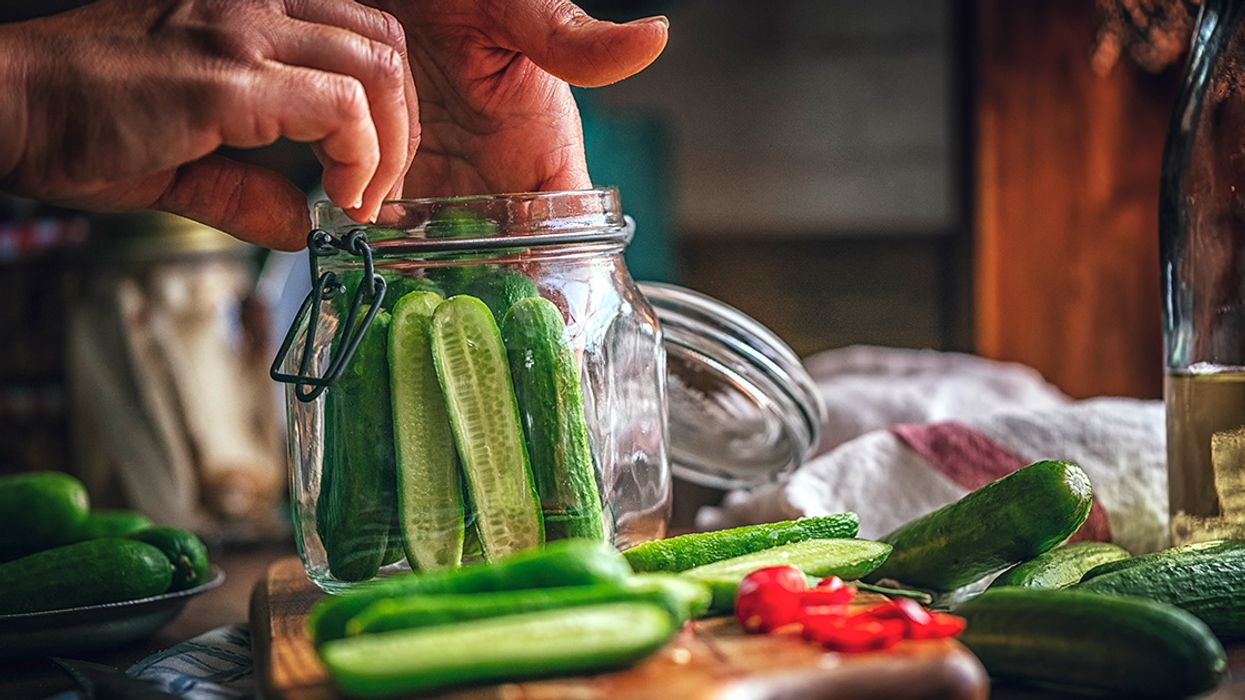 How to Ferment Vegetables in Three Easy Steps