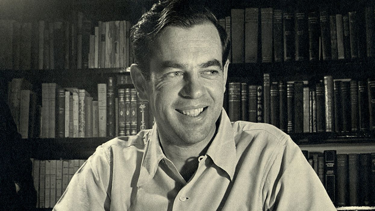 The path of bliss: 11 epic quotes from Joseph Campbell