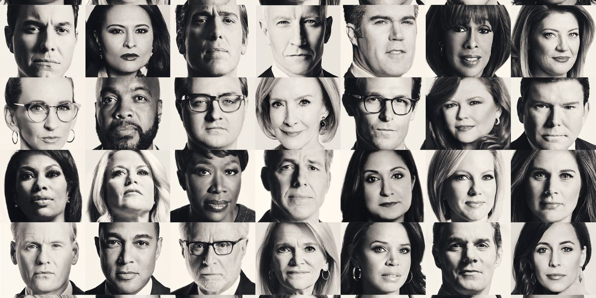 42 On-Air Journalists Talk Working in the Age of Fake News