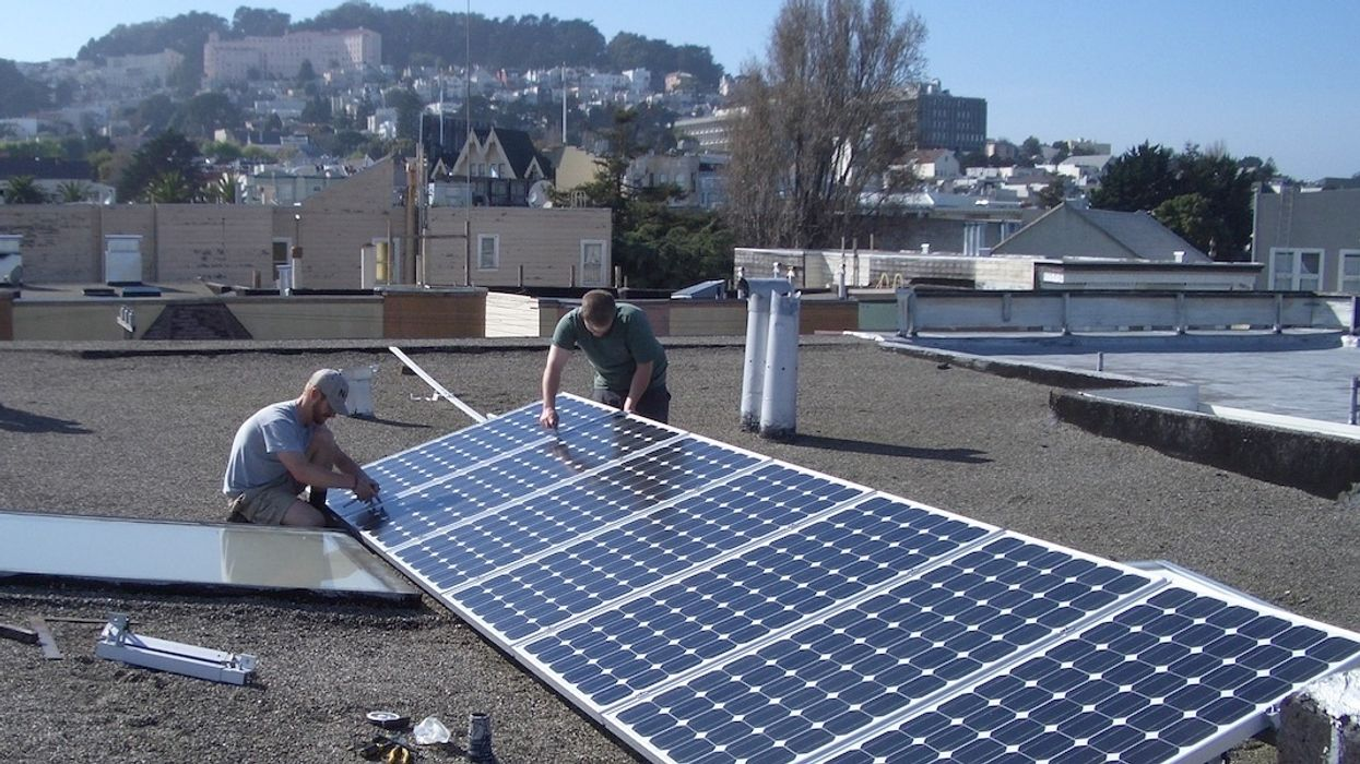 California Becomes First State to Require Solar on New Homes