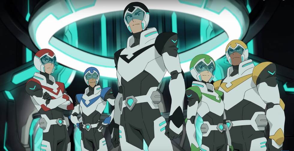 Why You Need To Watch The Final Season Of Voltron: Legendary Defender