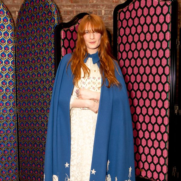 Florence Welch's Book Now Has A Gucci Edition