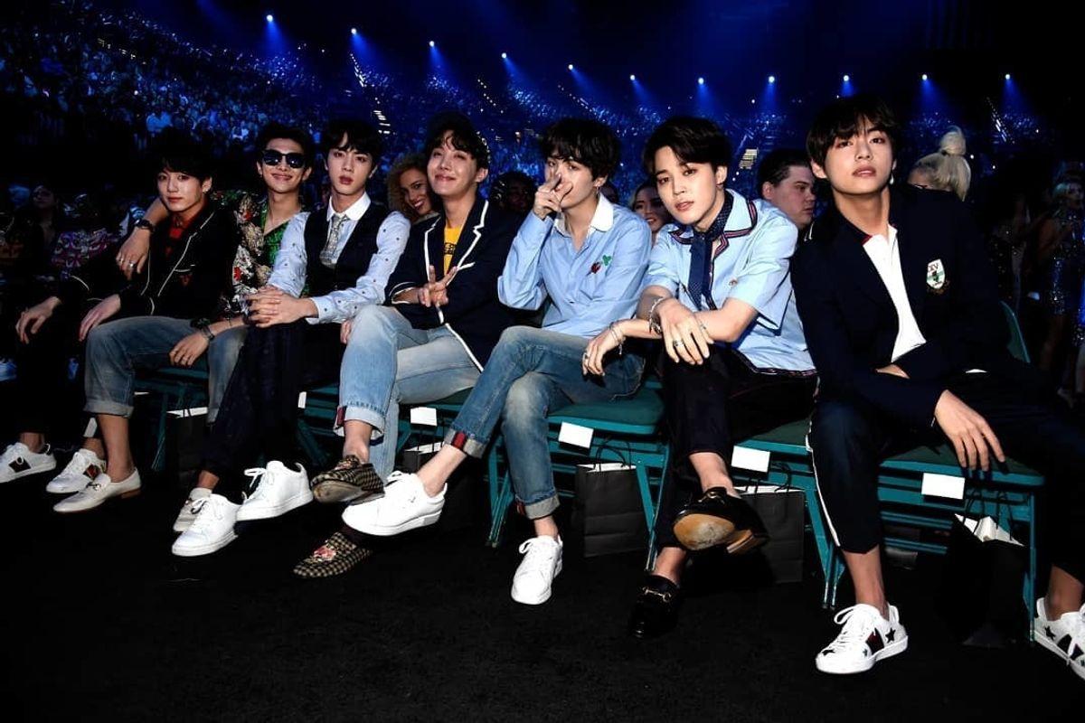 BTS Just Got Their First Ever Grammy Nomination
