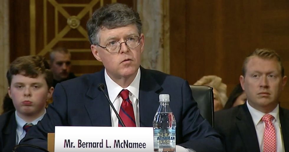 'Conceivably the Worst': Groups, Lawmakers Blast Confirmation of Climate Denier to FERC