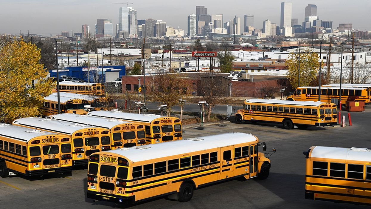 Why Aren't School Buses Electric? These Coloradans Are Sick of Diesel