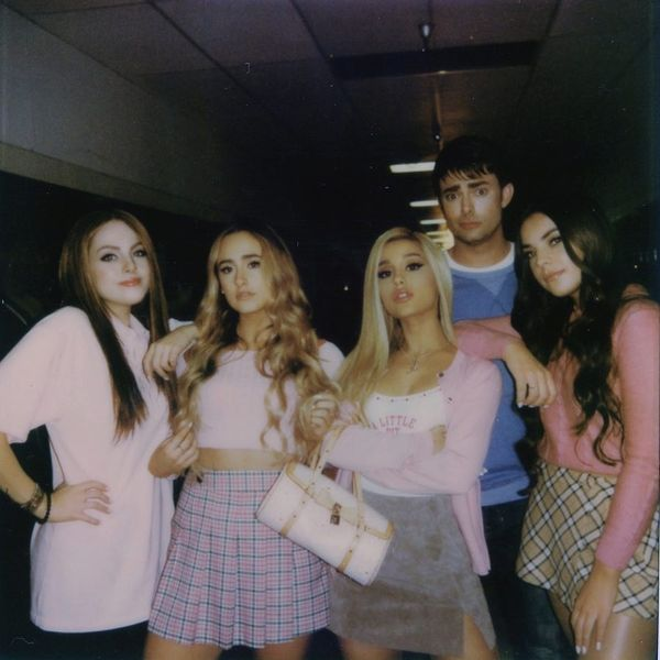 Take a Behind the Scenes Look at the Making of 'thank u, next'
