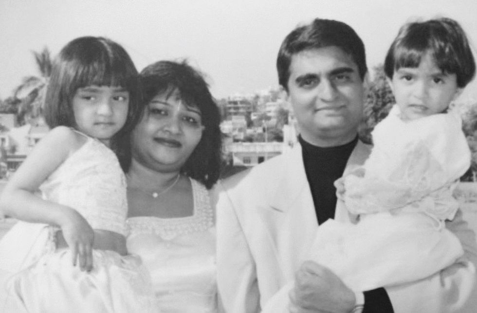 To My Parents, Thank You For Being My Champions