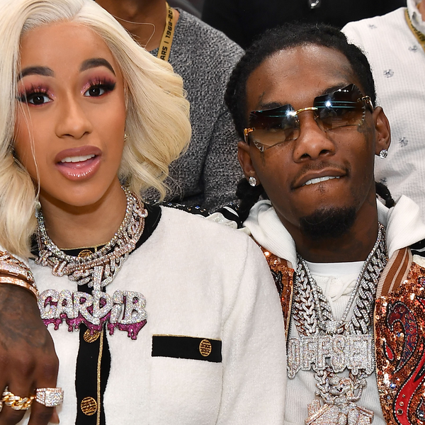 Offset Speaks Out About His Split with Cardi B