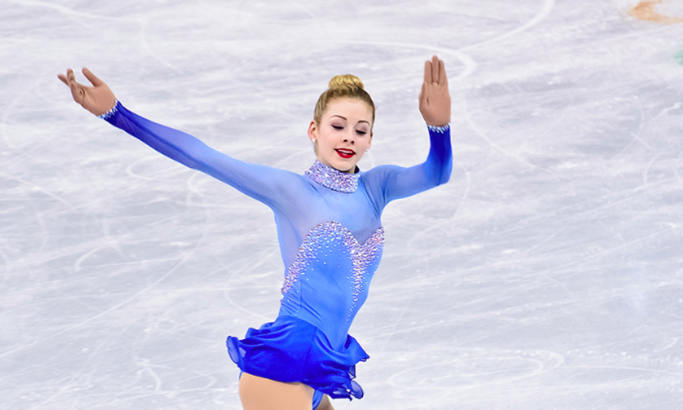 Gracie Golds Return To Competitive Figure Skating Reveals A Darker Side To The Skating World
