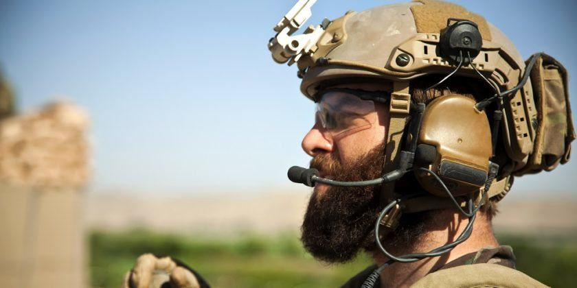 The Army Needs To Grow A Pair Already And Say No To Beards