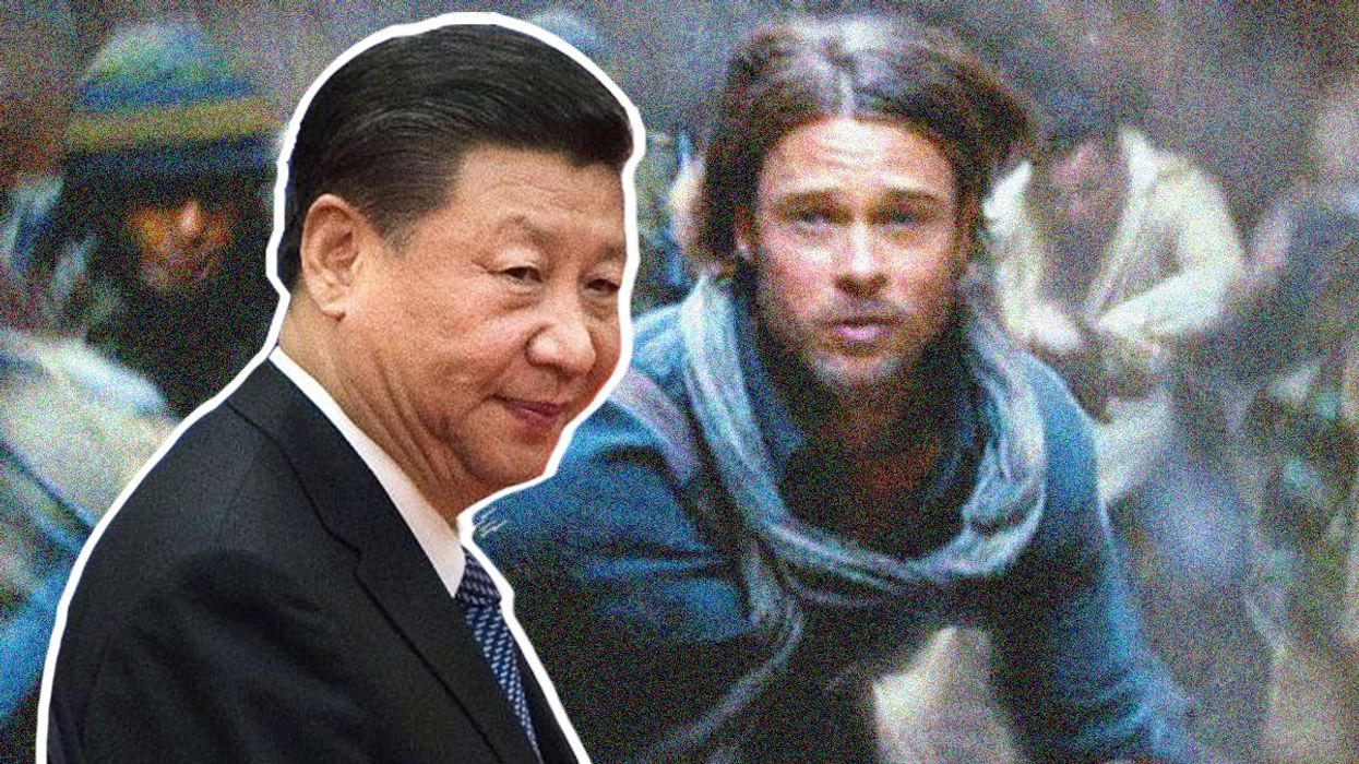 The silent Chinese propaganda in Hollywood films