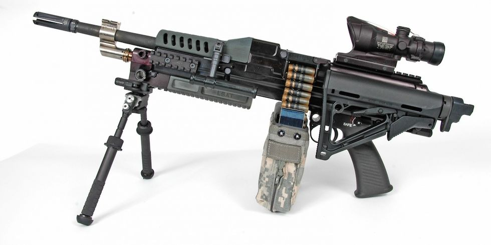 The Army Is One Step Closer To A 6.8mm Next-Generation Rifle