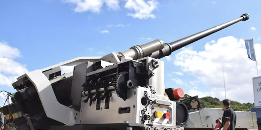 The Army Is Eyeing This Beastly 40mm Cannon For Its Ground