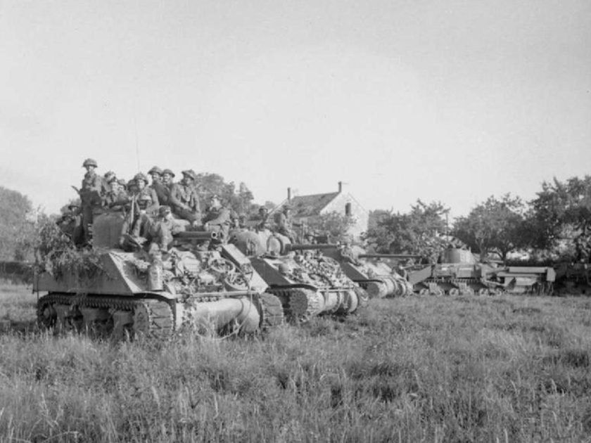 Here's How 10 Of The Largest And Most Important Tank Battles