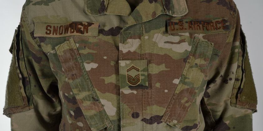 The Air Force Is Down With The Army's OCP  The Other