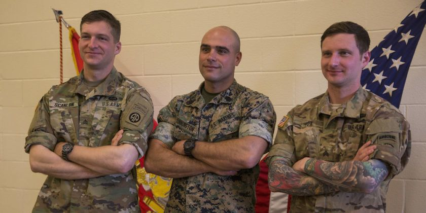 These Soldiers Put The Marine Scout Sniper Course To Shame