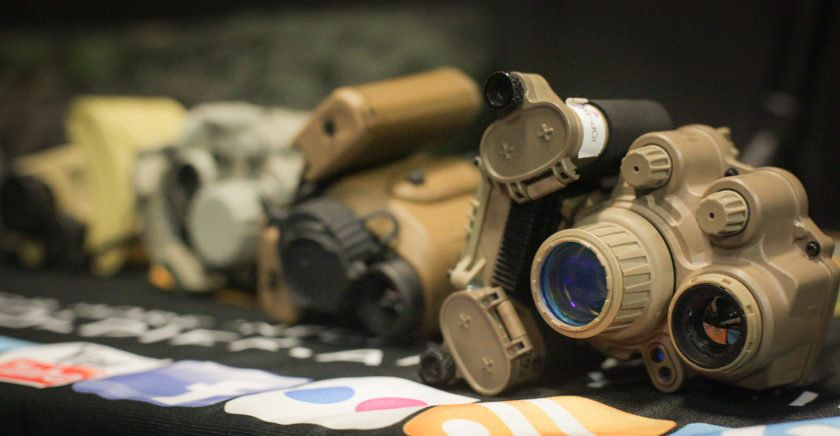 The Army's Advanced New Night Vision Goggles Are Just Over