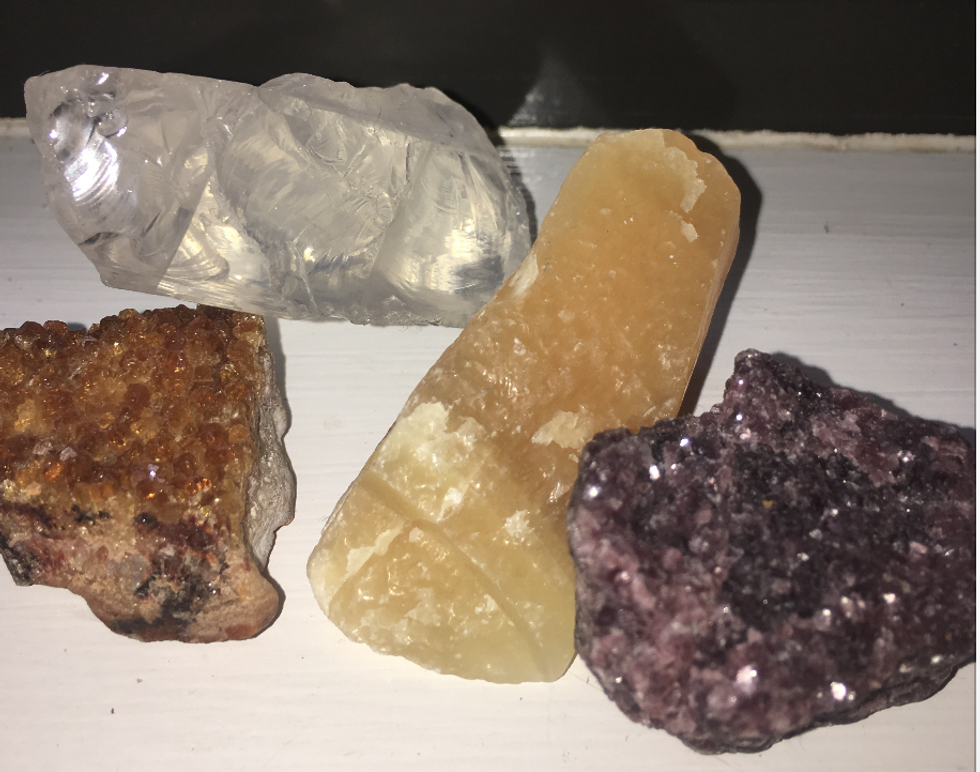 7 Crystals That Can Help Raise Your Vibration