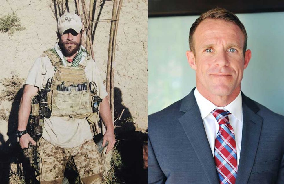 I Got Him With My Hunting Knife': SEAL Allegedly Texted