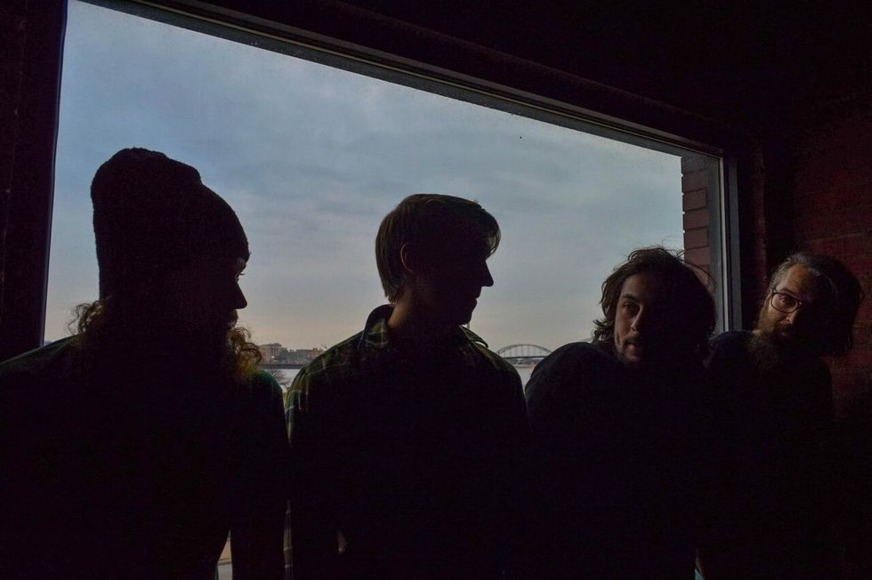The Penny Serfs Answers 7 Questions About Their New Album, Cover Art And Favorite Songs