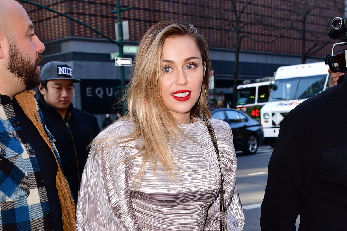 Miley Cyrus and Mike WiLL Made-It Are Reunited in the Studio