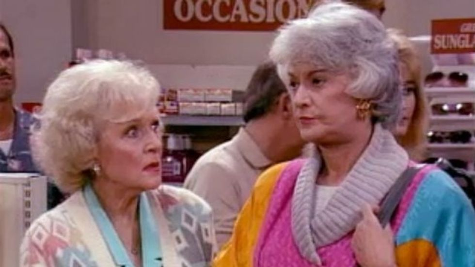 10 'Golden Girls' GIFs That Describe How College Students Feel During The Eternity Of Finals Week