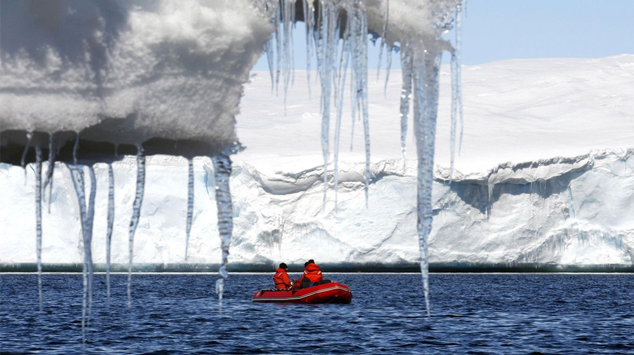 Melting Discovered in East Antarctic Region Holding Ice 'Equivalent to Four Greenlands'