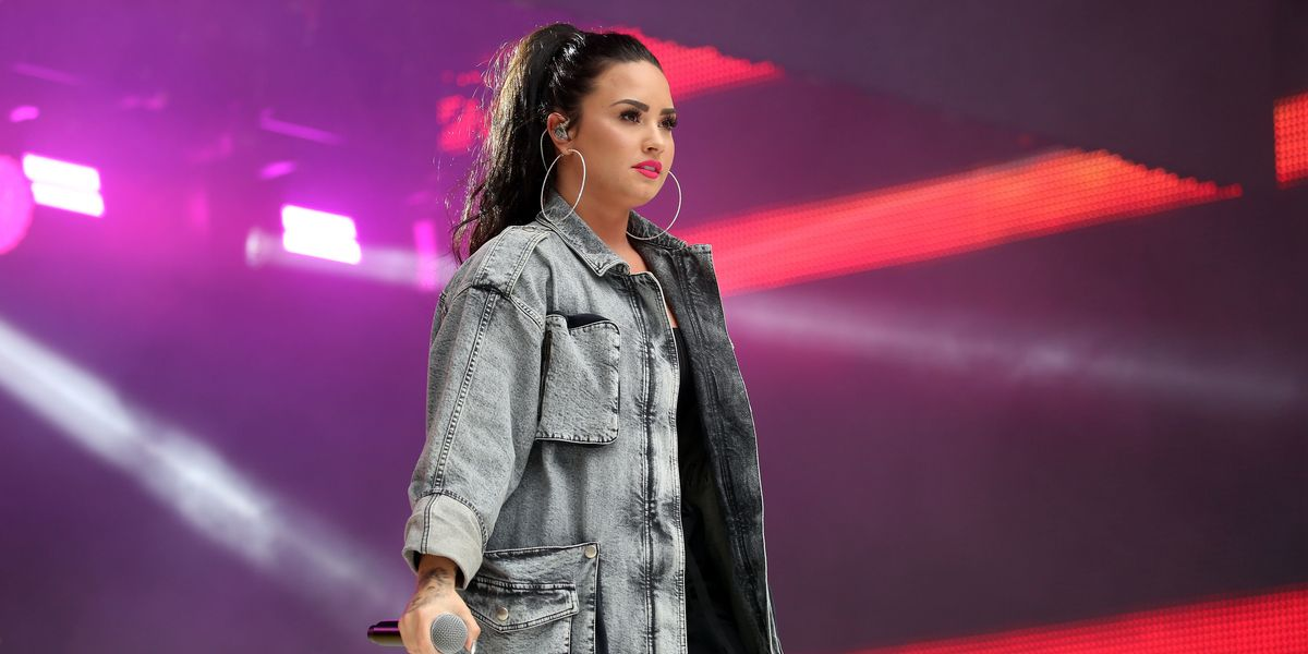 You Googled Demi Lovato More Than Anyone in 2018